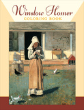Winslow Homer Coloring Book Book