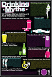 Drinking Myths Posters