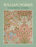 William Morris Coloring Book Book