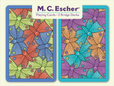 Escher Bridge Playing Card Set Playing Cards