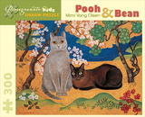 Vang Olsen/Pooh & Bean 300 Piece Puzzle Jigsaw Puzzle