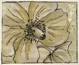 Tone on Tone Petals I Giclee Print by Nancy Slocum