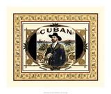 Cuban Cigars Print