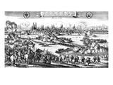 The Occupation of Magdeburg Giclee Print
