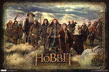 The Hobbit: An Unexpected Journey - Group Pósters