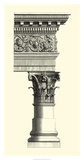 Column & Cornice II Prints by Vision Studio