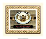 El Matador Cigars Giclee Print by  Vision Studio