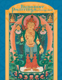 Buddhist Paintings Coloring Book Book