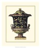 Antonini Clementino Urn II Art by Carlos Antonini