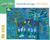 Amaringo/Los Loros 500 Piece Puzzle Jigsaw Puzzle