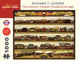 Londoner's Transport 1000 Piece Puzzle Jigsaw Puzzle
