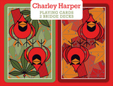 Charley Harper Bridge Playing Card Set Playing Cards