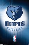 Memphis Grizzlies Logo Posters