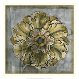 Rosette & Damask IV Giclee Print by Jennifer Goldberger