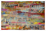 Metro Mix II Kunst von Erin Ashley