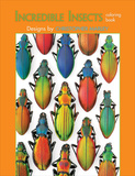 Marley/Incredible Insects Coloring Book Book