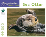 Sea Otter 300 Piece Puzzle Jigsaw Puzzle