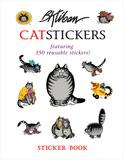 Kliban/Catstickers Sticker Book Book