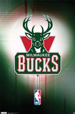 Milwaukee Bucks Logo Posters