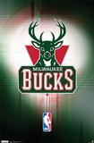 Milwaukee Bucks Logo Posters