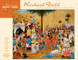 Dadd/Flight Out Of Egypt 1000 Piece Puzzle Jigsaw Puzzle