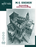 Escher/Ascend Descending 1000 Piece Puzzle Jigsaw Puzzle