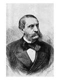 Franz von Dingelstedt, Giclee Print