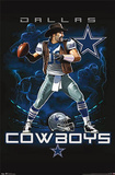 Dallas Cowboys Quarterback Mascot Photo