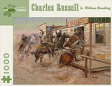 Charles Russell 1000 Piece Puzzle Jigsaw Puzzle