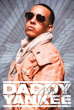Daddy Yankee Portrait Poster