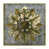 Rosette & Damask I Giclee Print by Jennifer Goldberger