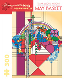 Flwright/May Basket 300 Piece Puzzle Puzzle