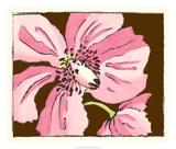 Petal Poetry V Giclee Print by Nancy Slocum