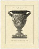 Vintage Harvest Urn II Giclee Print by Giovanni Piranesi