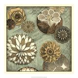 Floral Dream II Giclée-tryk af Megan Meagher