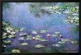 Waterlilies Photo by Claude Monet
