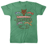 Teenage Mutant Ninja Turtles - Since 1984 Shirts