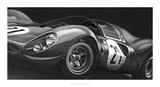 Vintage Racing II Giclee Print by Ethan Harper