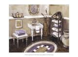Lavender Retreat II Prints by Marietta Cohen