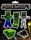 Minecraft - Monsters Sticker Pack Adesivos