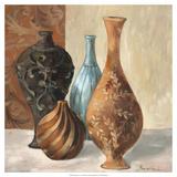Spa Vases I Print by Marietta Cohen