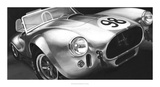 Vintage Racing I Prints by Ethan Harper