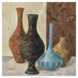 Spa Vases II Prints by Marietta Cohen