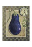 Veggies & Herbs IV Prints by Marietta Cohen
