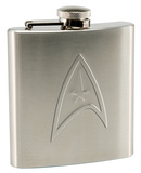 Star Trek 6oz. Stainless Steel Flask Flask