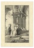 Vintage Roman Ruins IV Giclee Print by Giovanni Piranesi