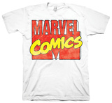 Marvel - Logo T-shirts
