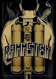 Rammstein  North America Posters