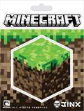 Minecraft - Dirt Block Sticker Stickers
