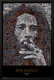 Bob Marley Mosaic Photo
